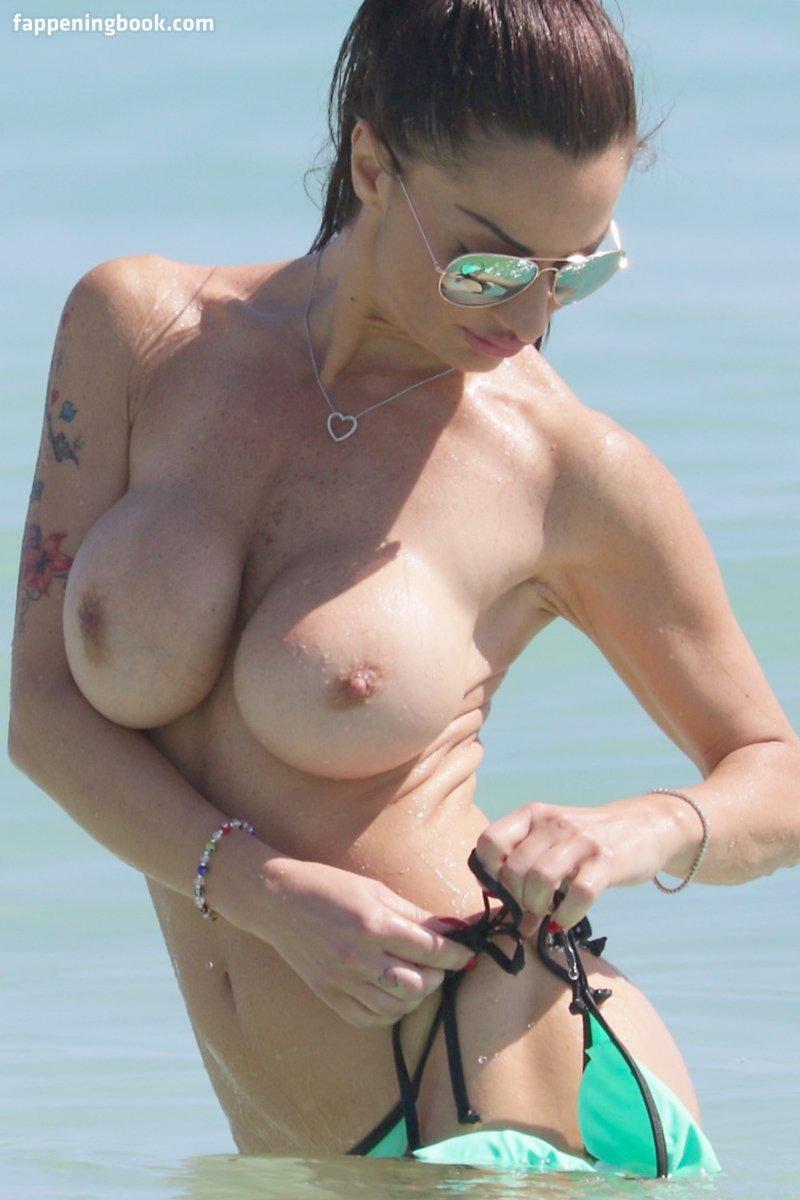 Priscilla Salerno  nackt