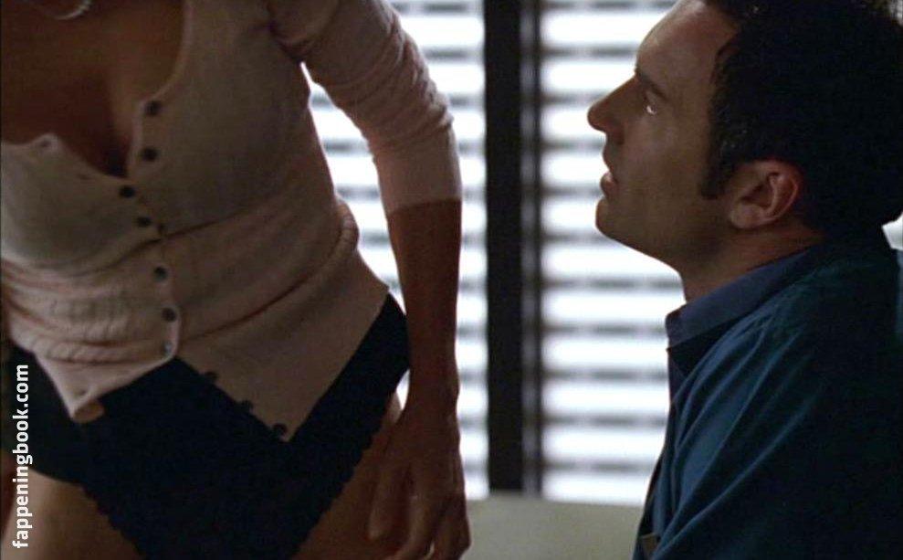 Celeb Rebecca Doumit Nude Scenes