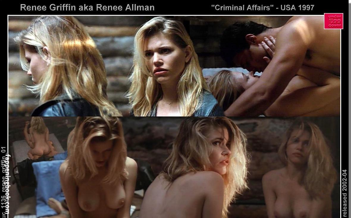 Renee Allman Nude