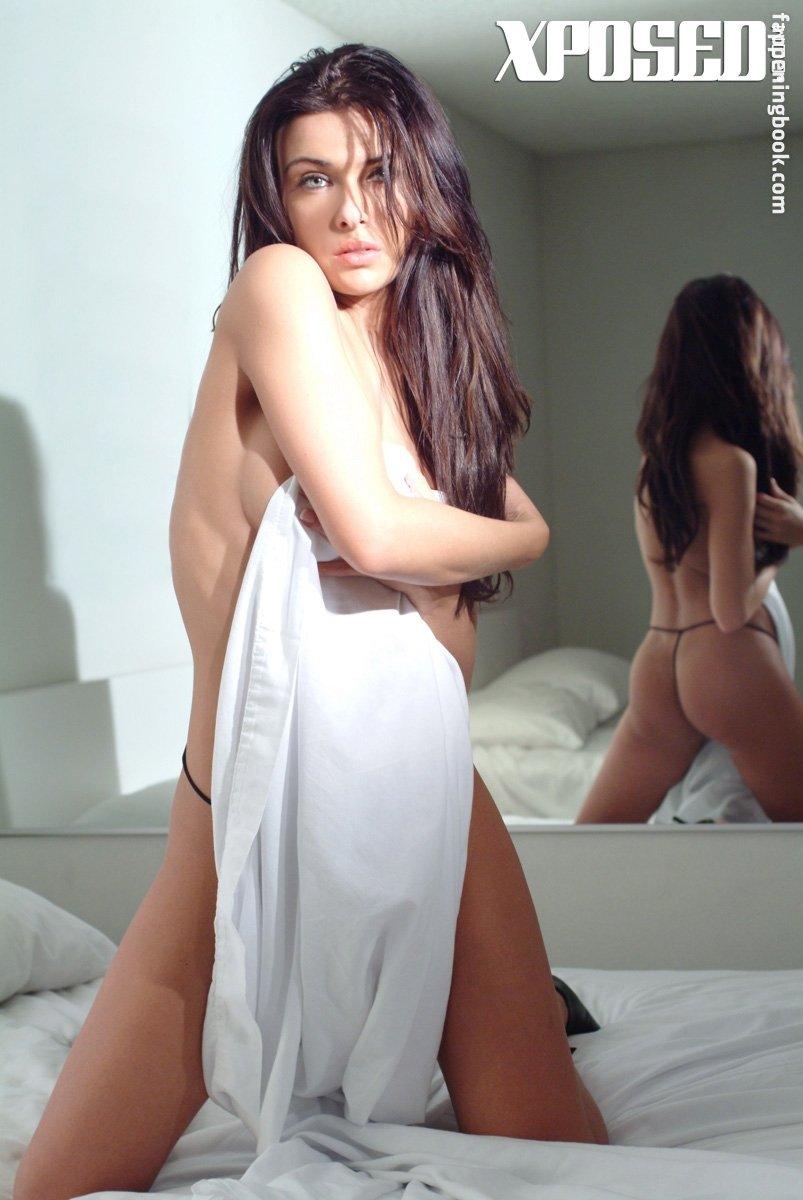 Richelle Monk  nackt