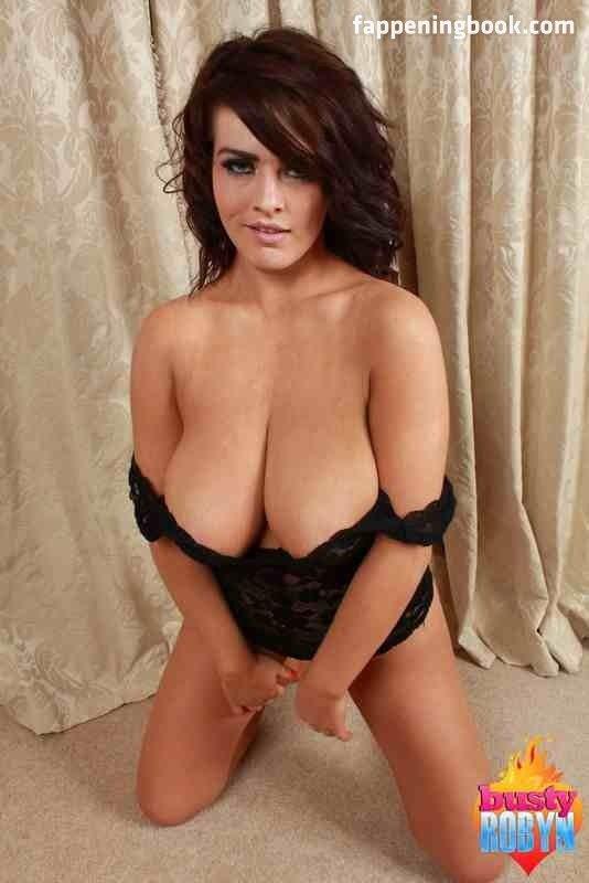 nackt Alexandra Robyn Stunning brite