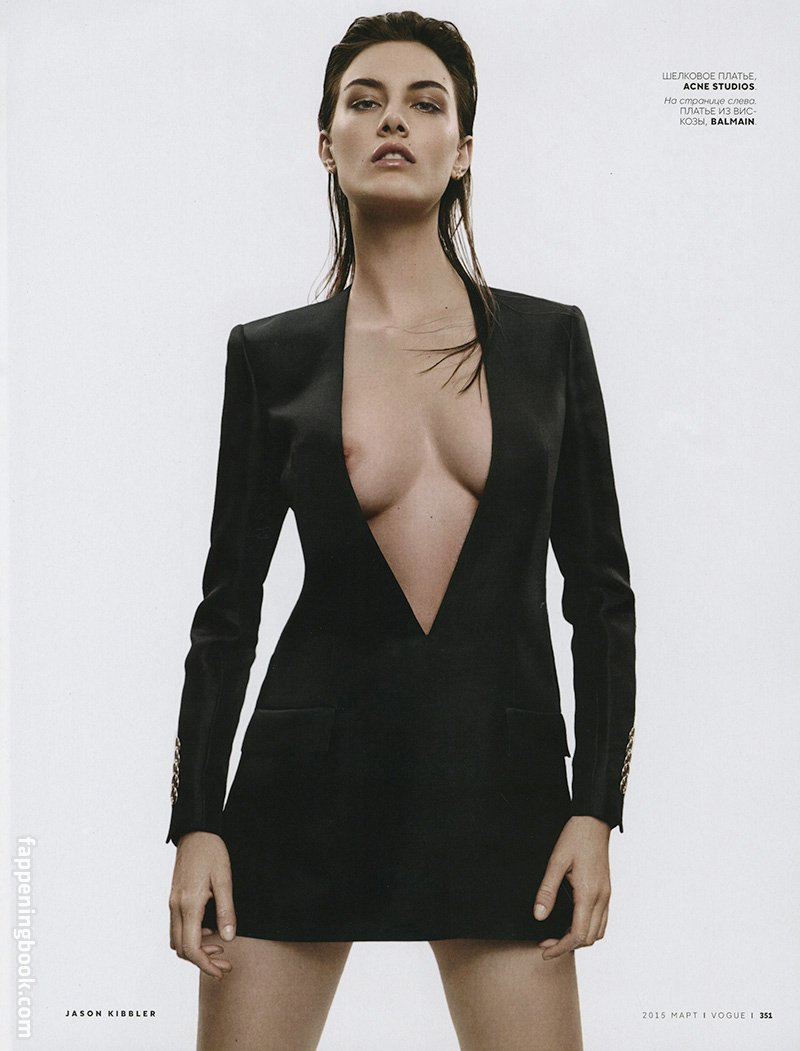 Ronja Furrer Nude