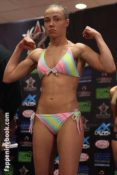 Naked rose namajunas UFC 223: