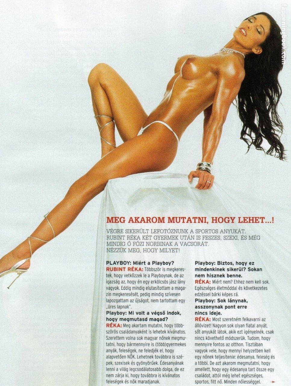 Rubint Reka Nude