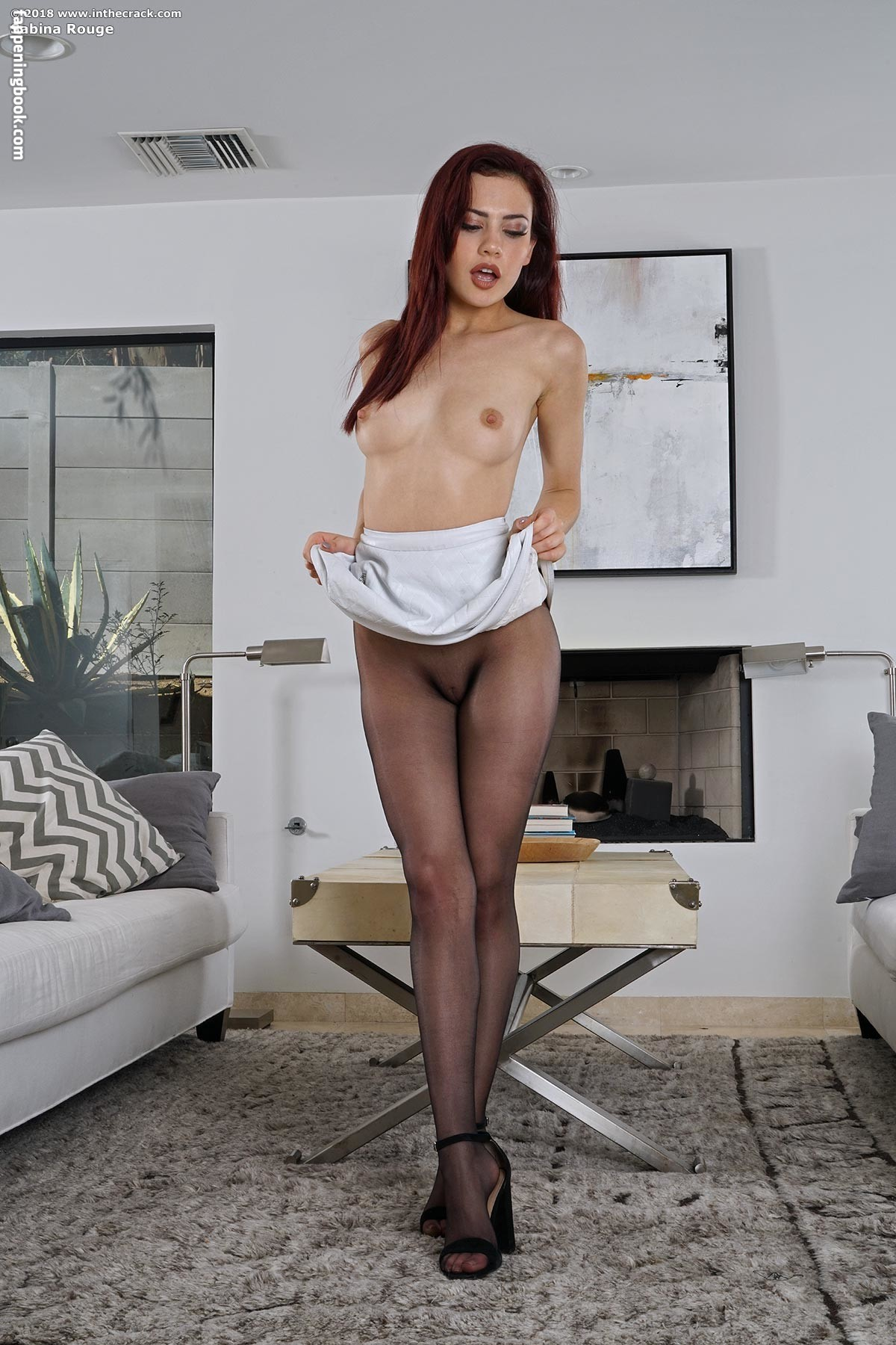 Sabina Rouge Nude