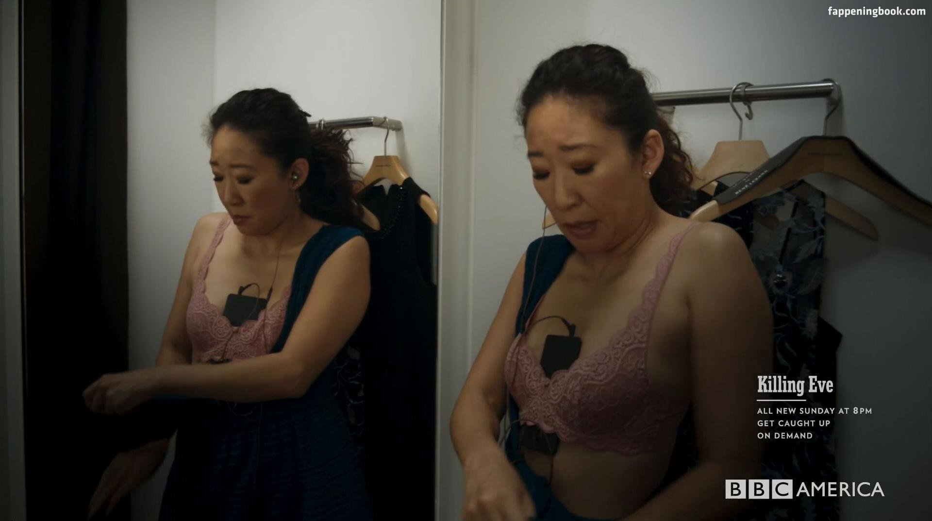 Sandra Oh Nude, Sexy, The Fappening, Uncensored - Photo -8789