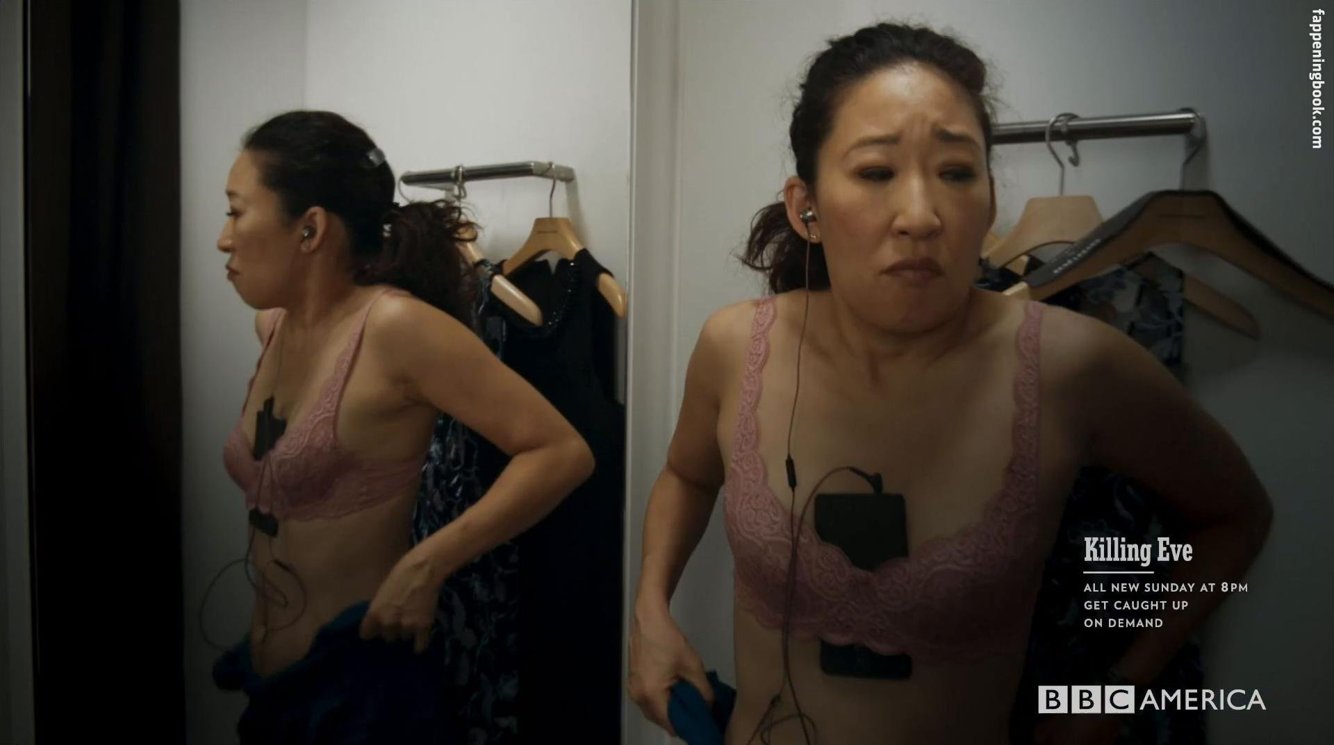 Sandra Oh Nude, Sexy, The Fappening, Uncensored - Photo -2436