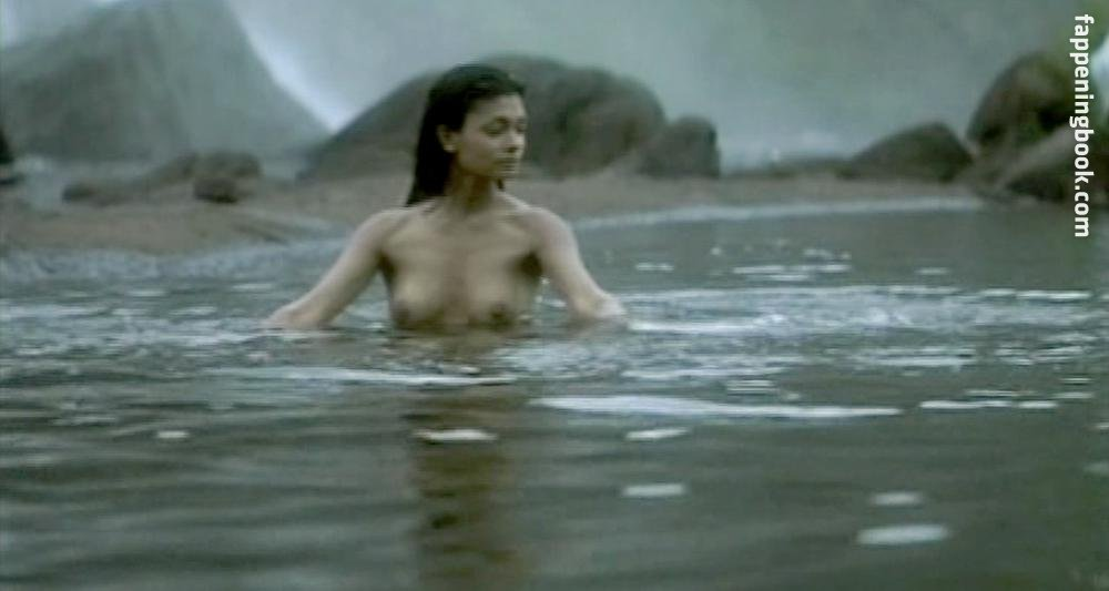 Sandra Teles  nackt