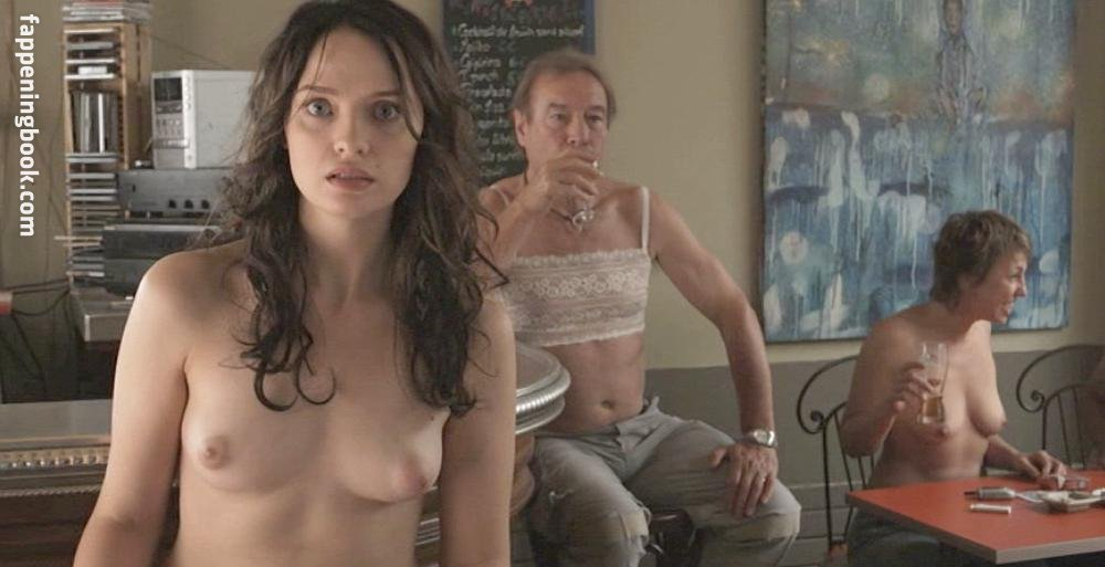 Nackt Sara Forestier  French nude,