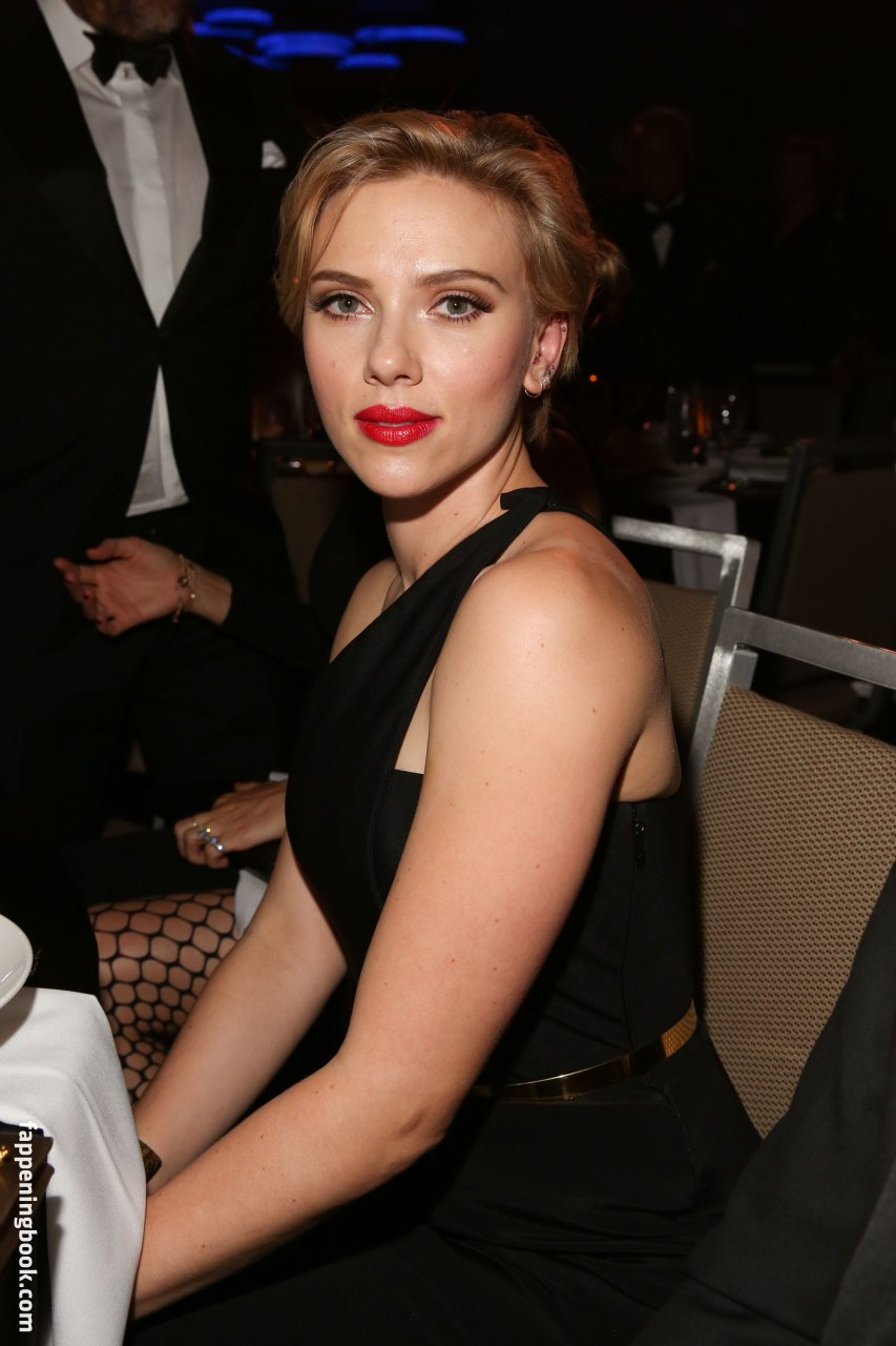 Nominee Profile 2020: Scarlett Johansson, Marriage Story