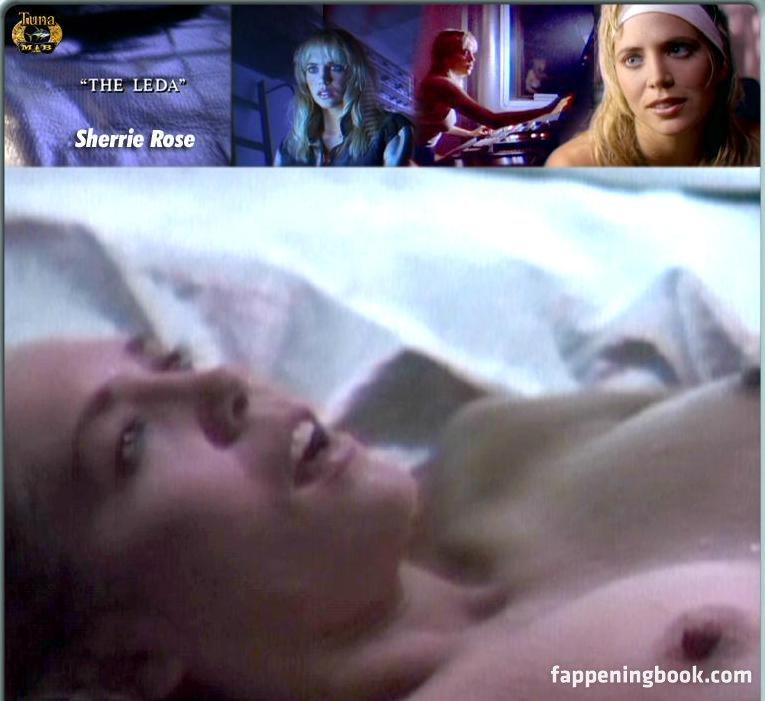 Rose nackt Sherrie  Sherrie Rose