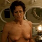 Naked weaver Sigourney Weaver