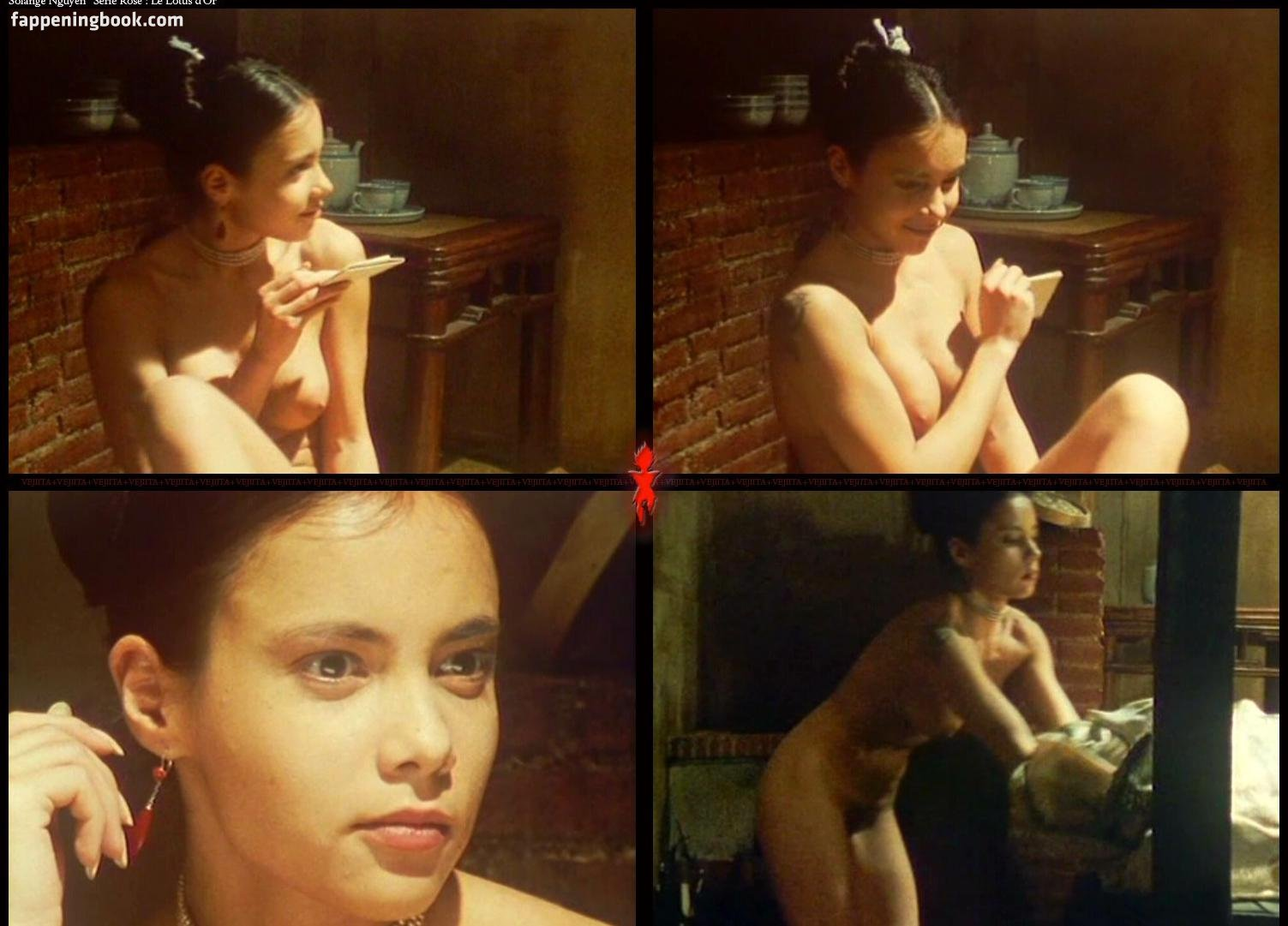 nackt Nguyen Solange Solange gets