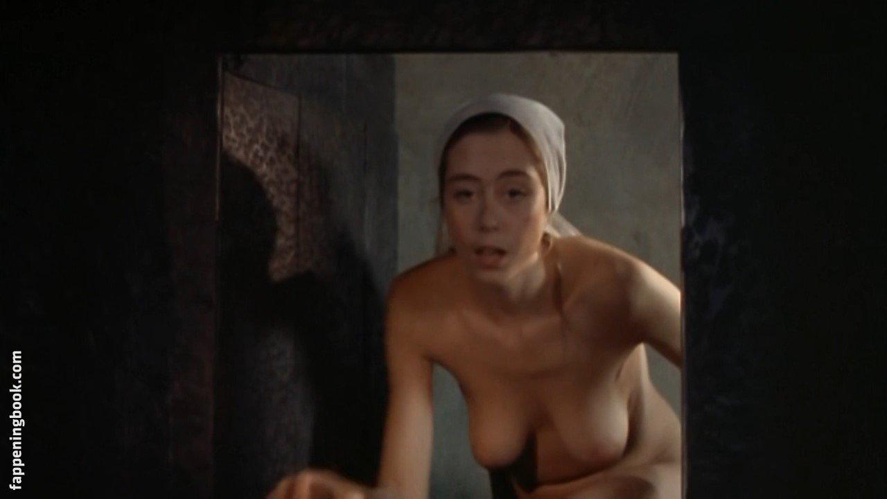 Jane Elsmore  nackt