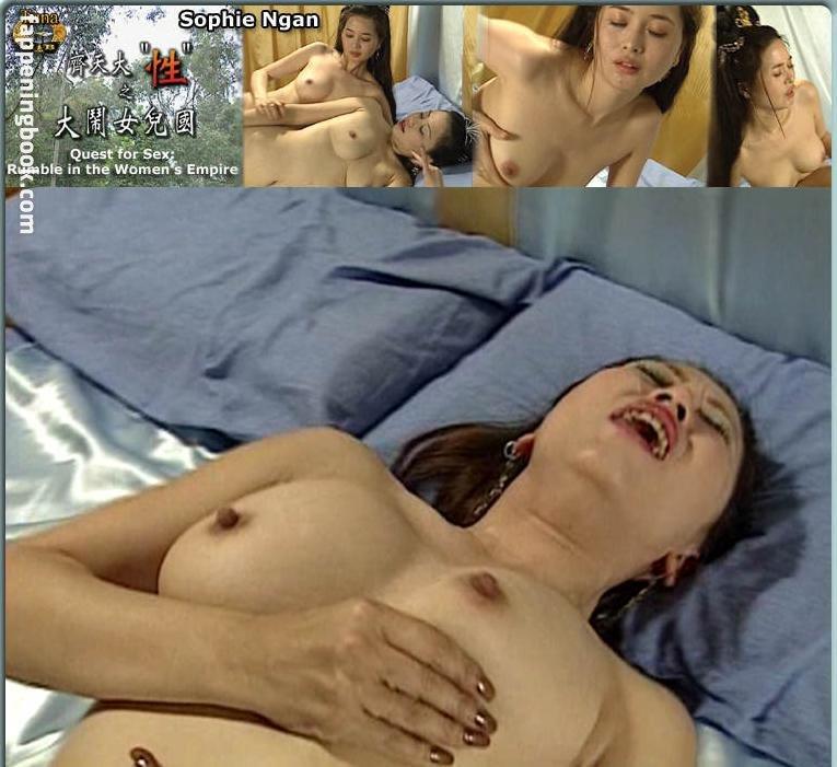 Ngan nackt Sophie  Sophie Ngan