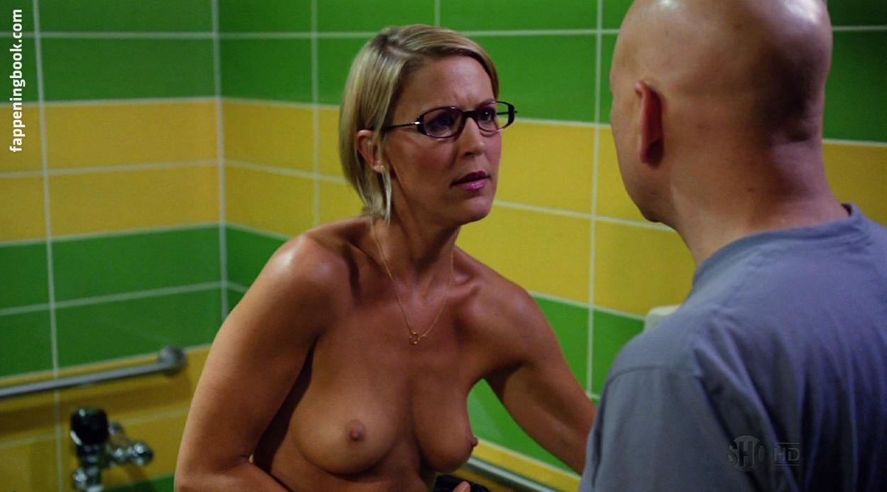 Angela Carnon  nackt
