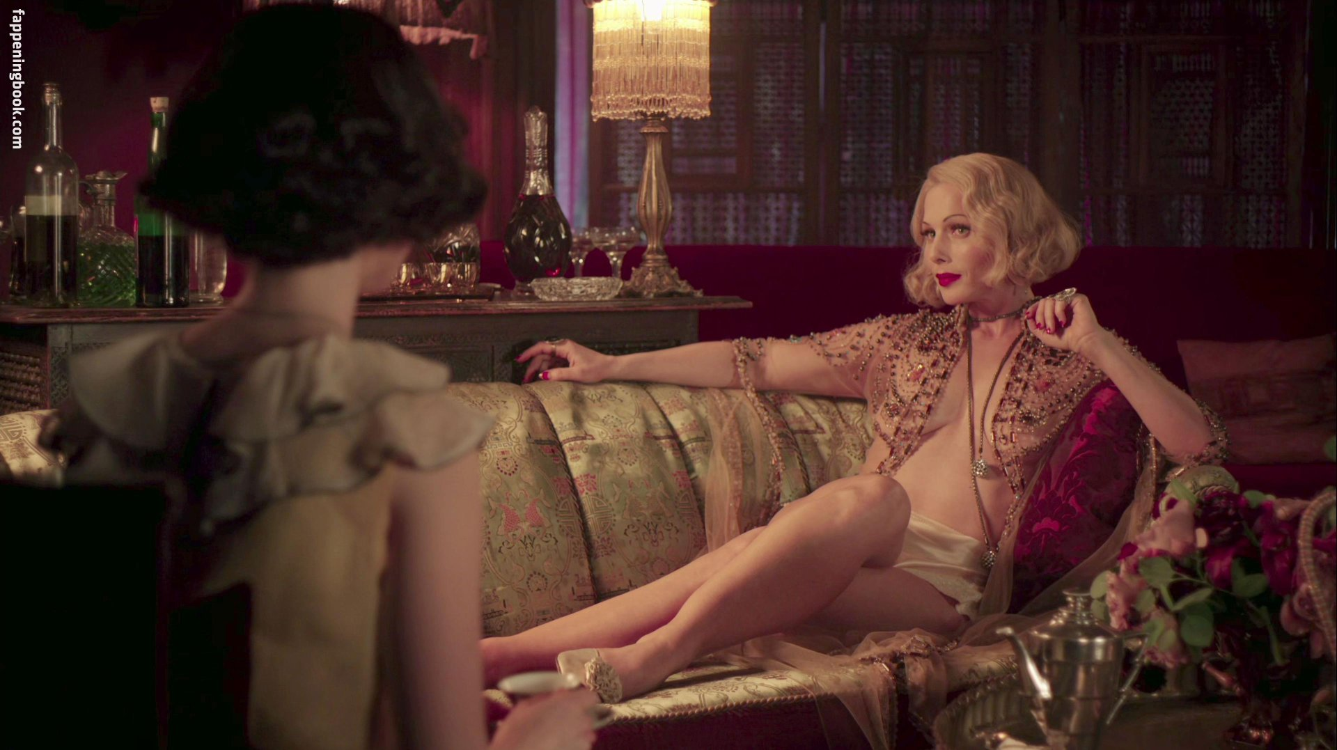 Stefanie von Pfetten Nude
