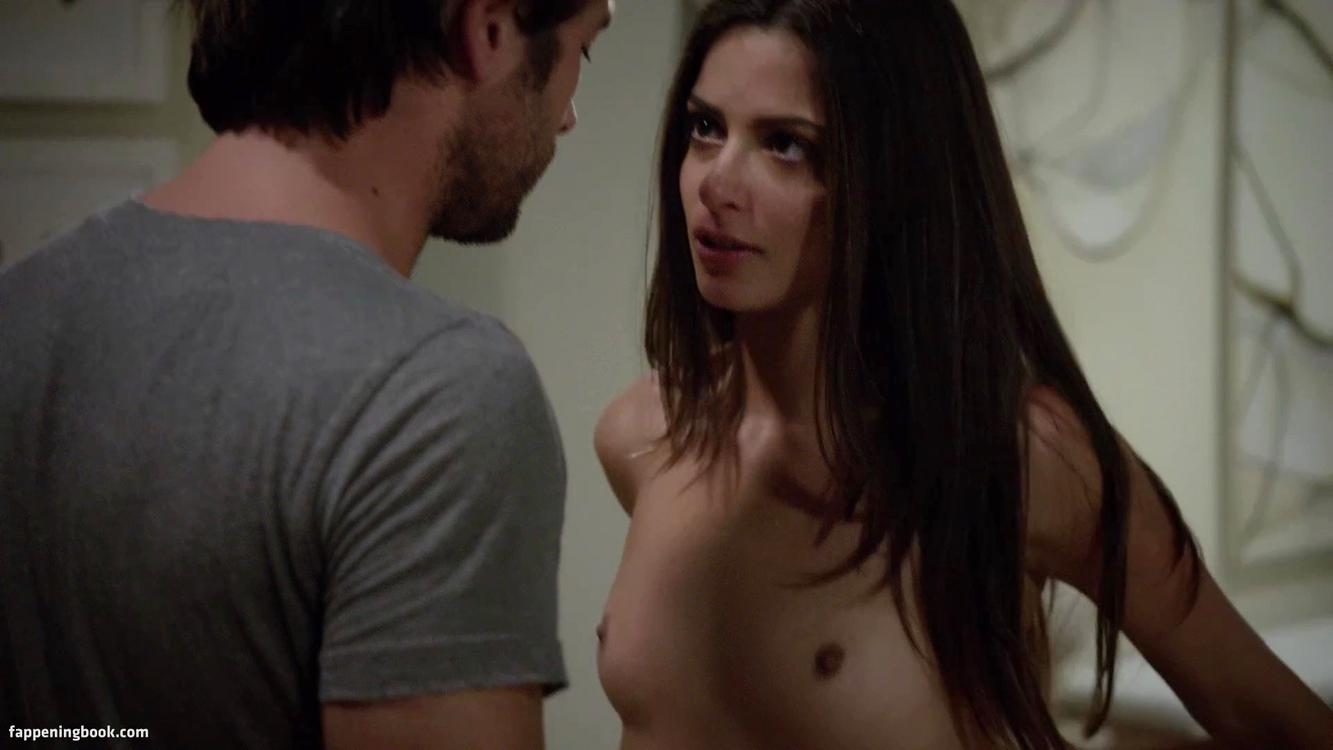Bronson  nackt Claire Curvy Claire
