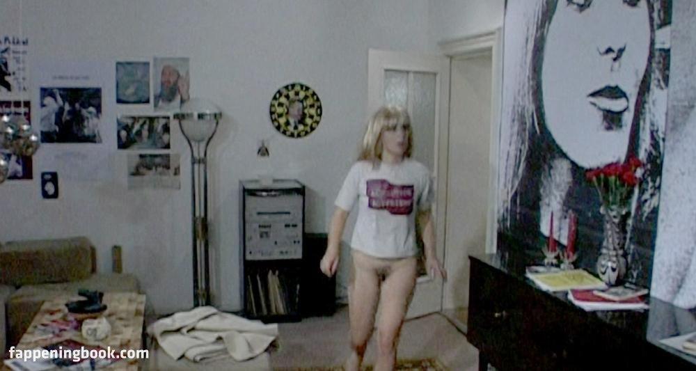 Kuprys  nackt Patty The Strange,