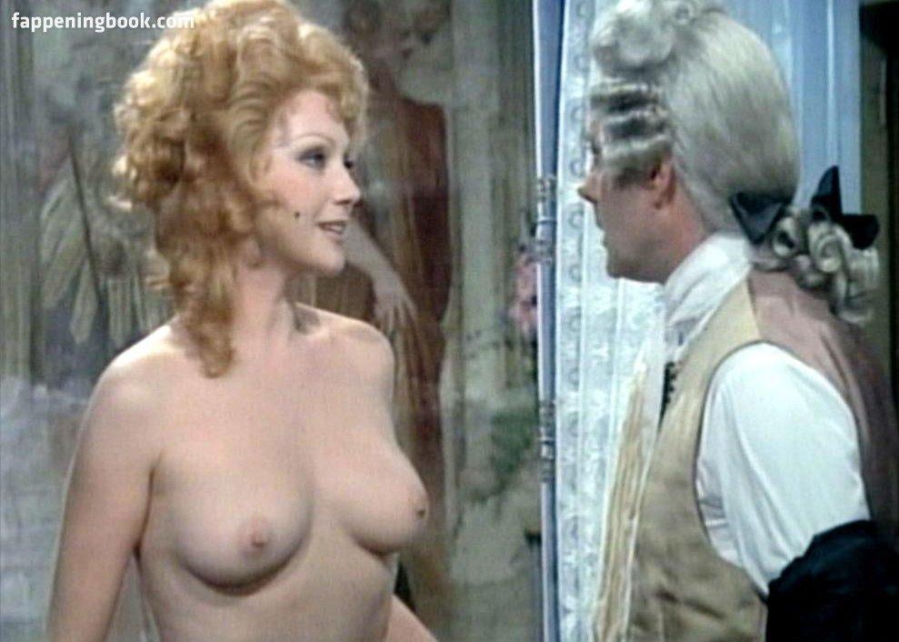 Evers nackt susanne Elizabeth Taylor's
