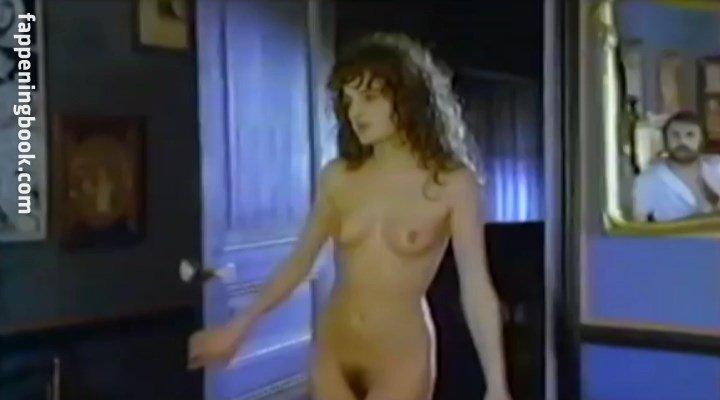 Sylvie Nordheim  nackt