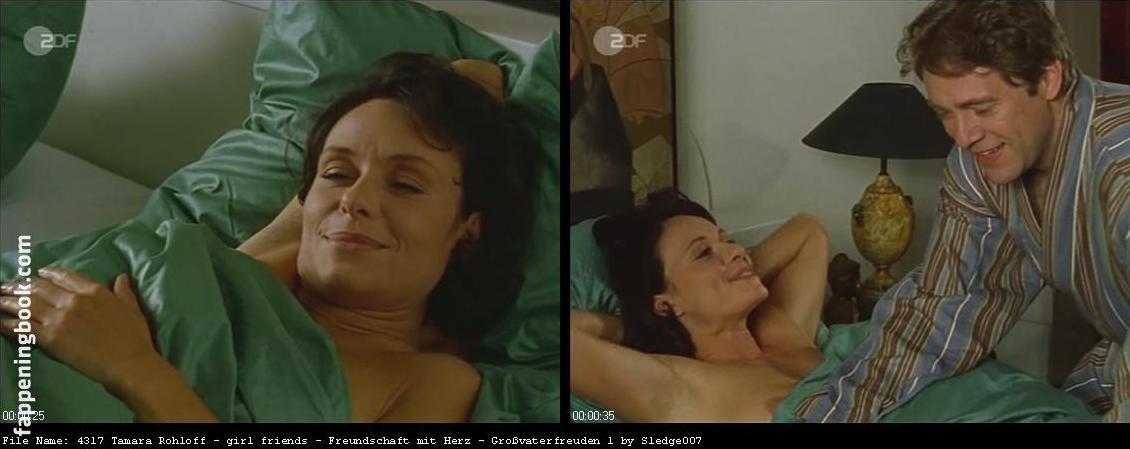 Tamara Rohloff  nackt