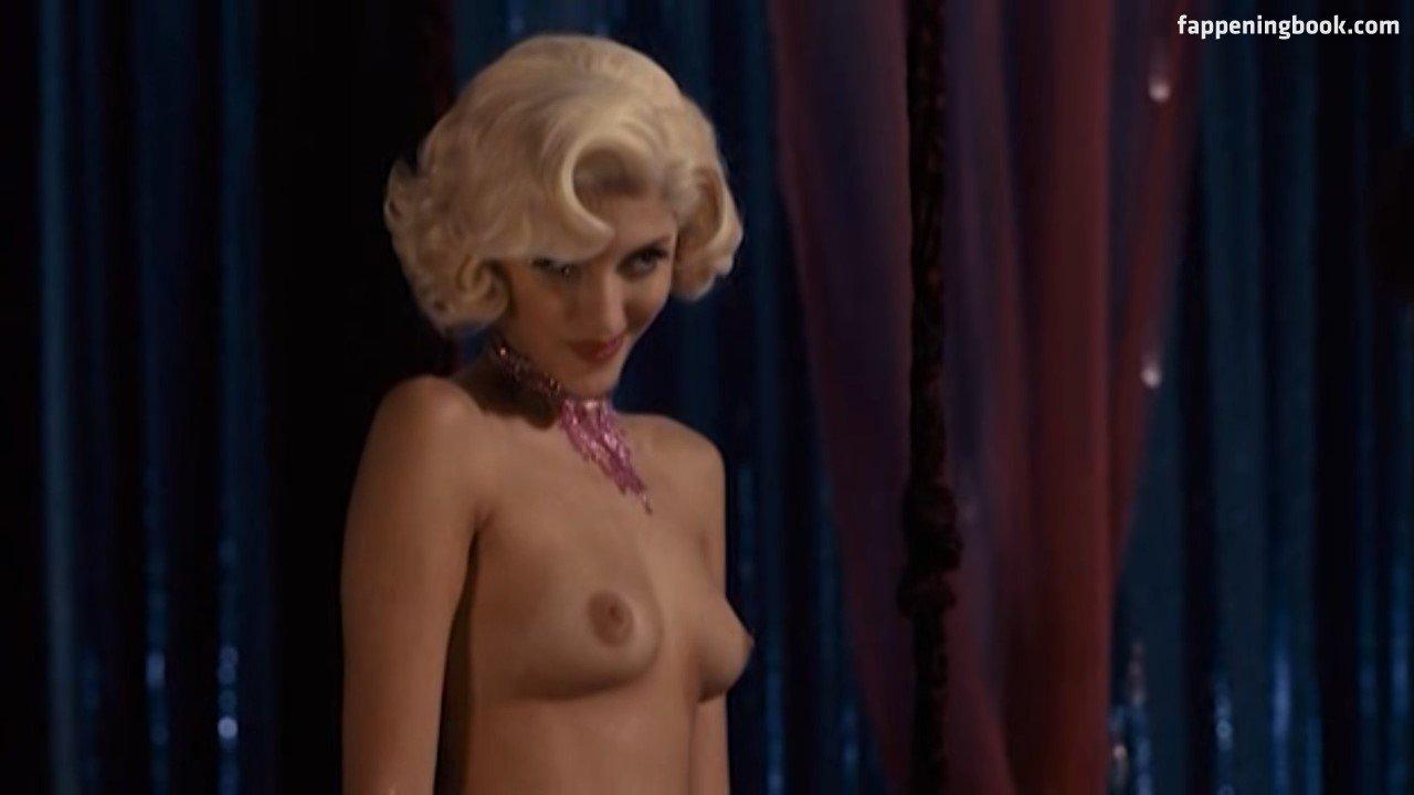 Tammy Di Calafiori Nude