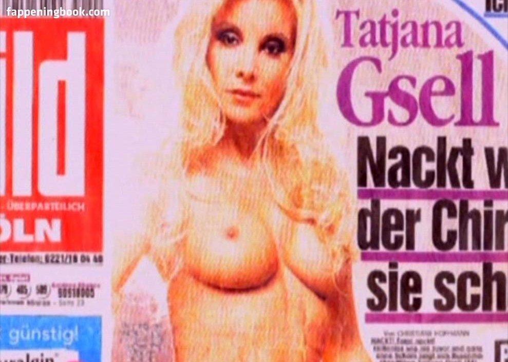 Nackt gsell Tatjana Gsell