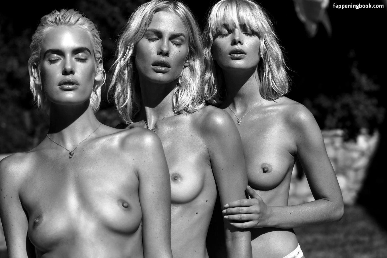 mary tamm naked