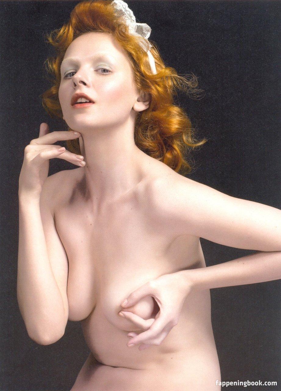 Cecilia Willmer  nackt