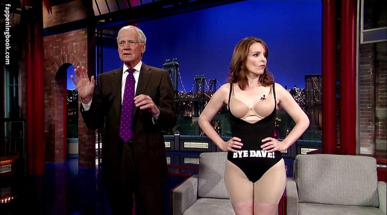 Tina Fey Nude