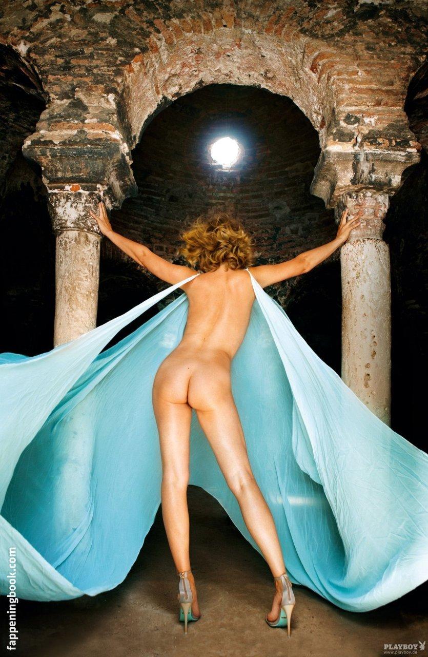 Nackt  Tina Ruland Celebrity Naked
