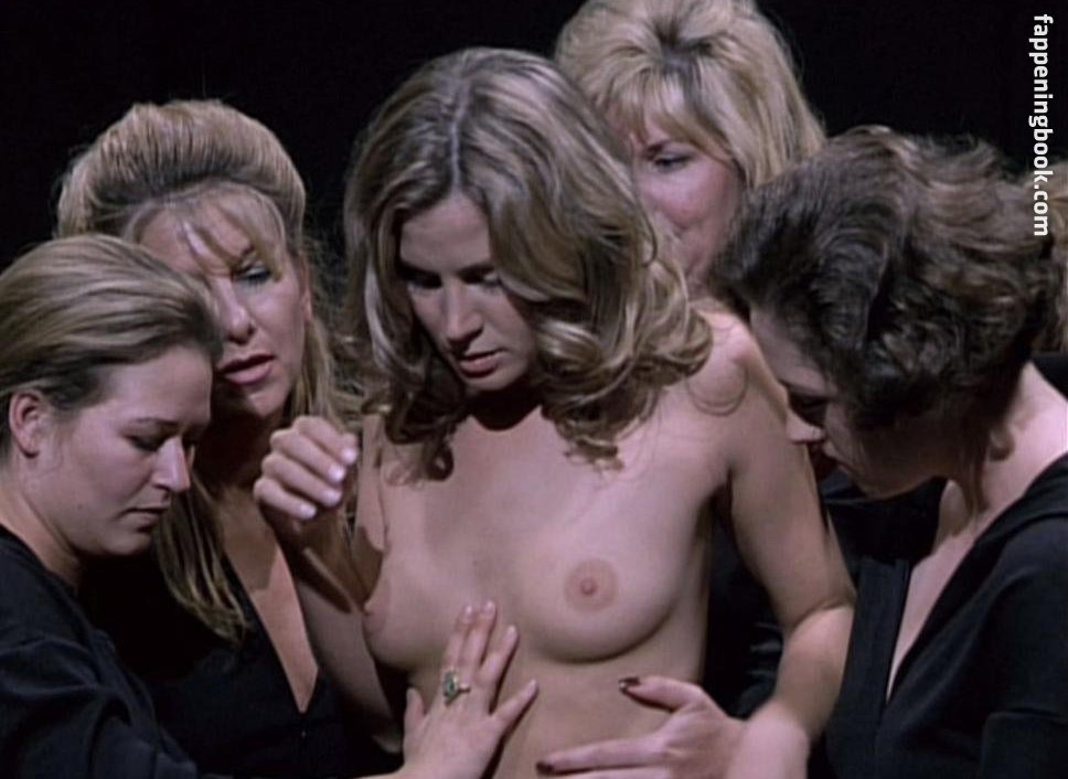 Tracy Hutson Nude