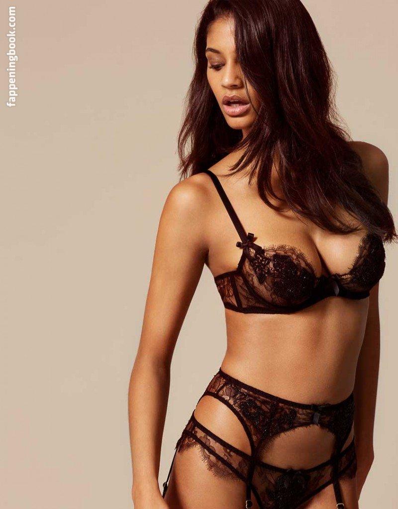 Celeb Nude Playboy Dessous Images