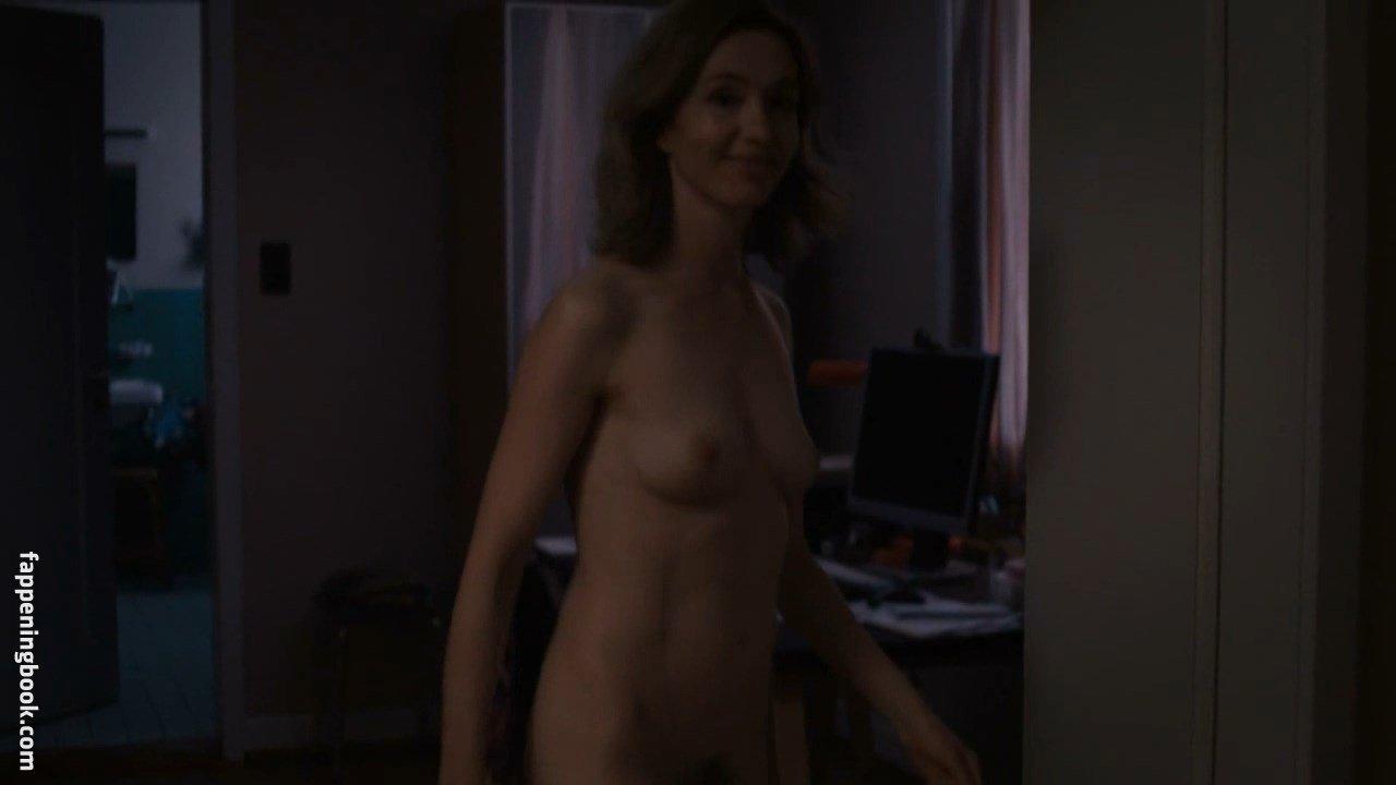 Ursina Lardi Nude