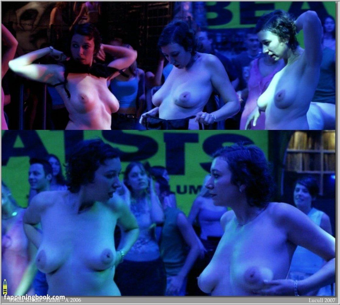 Nackt sex strauss Sophie Strauss