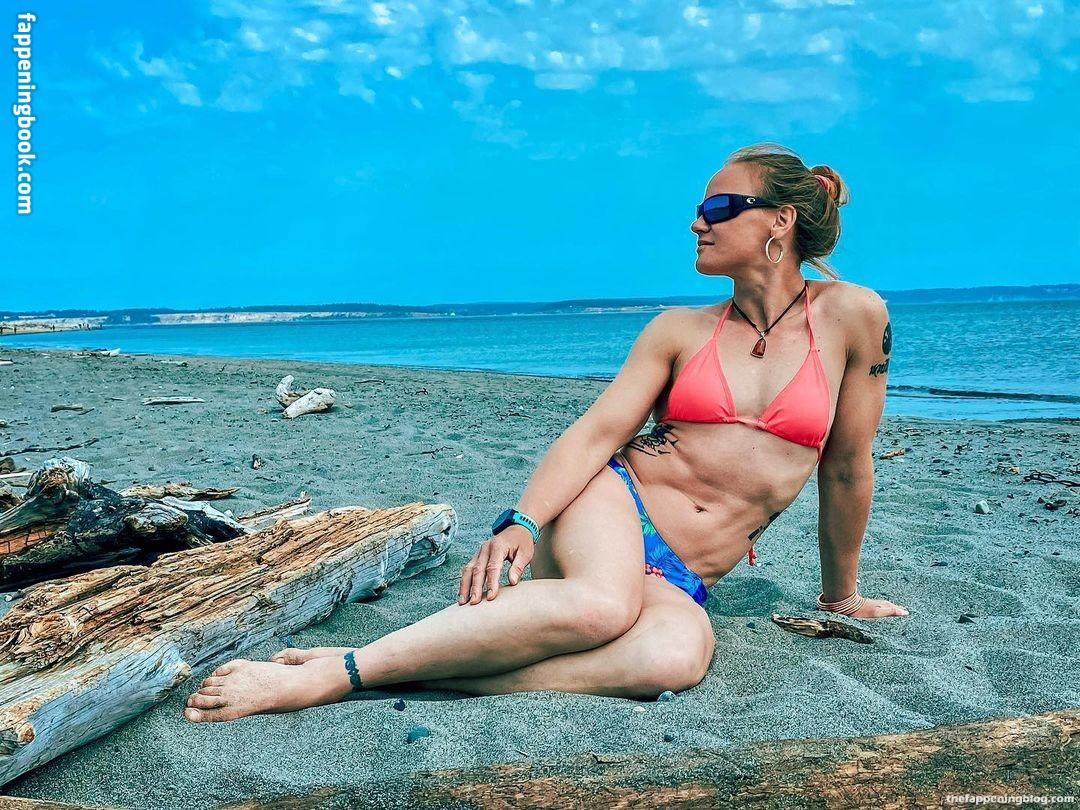Valentina Shevchenko Nude