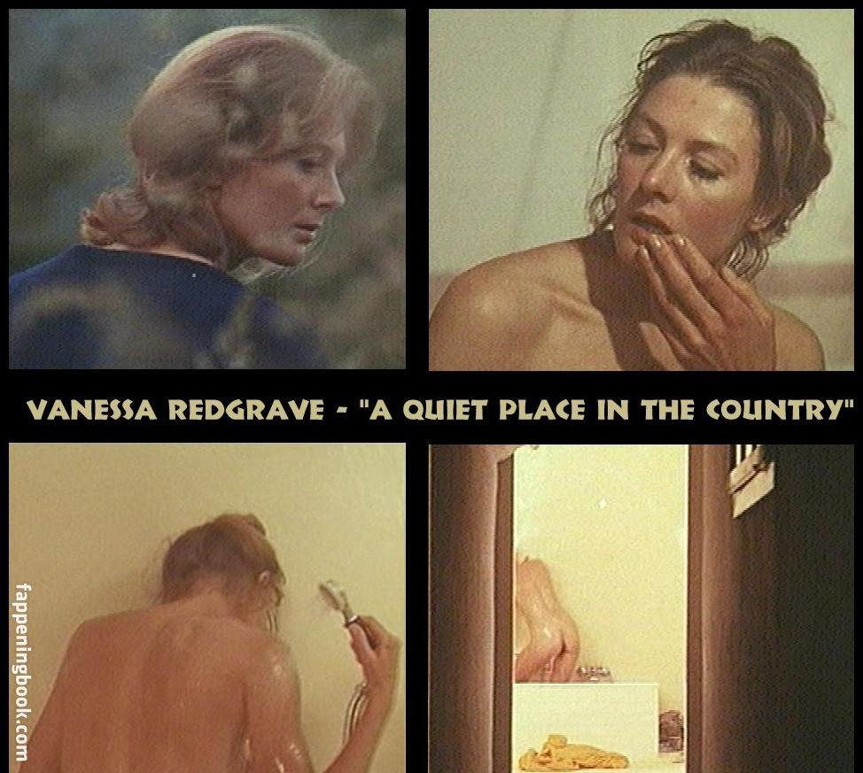 Vanessa nackt Redgrave 41 Hot