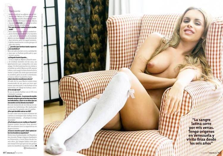 Amanda Bathgate  nackt