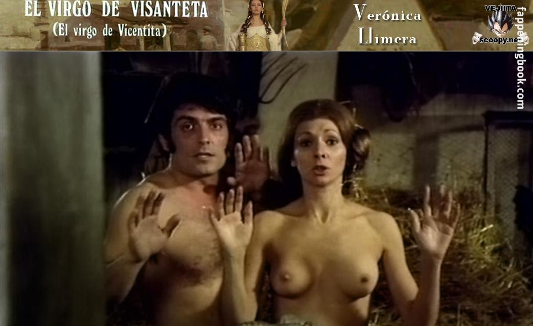 nackt Llimera Verónica NUDE ITALIAN