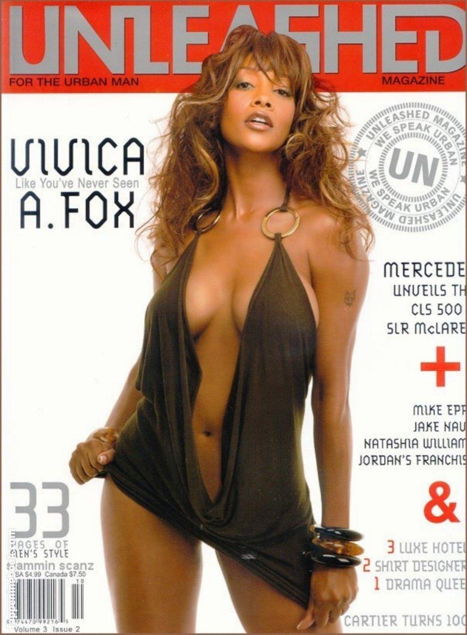 Vivica Fox Nude