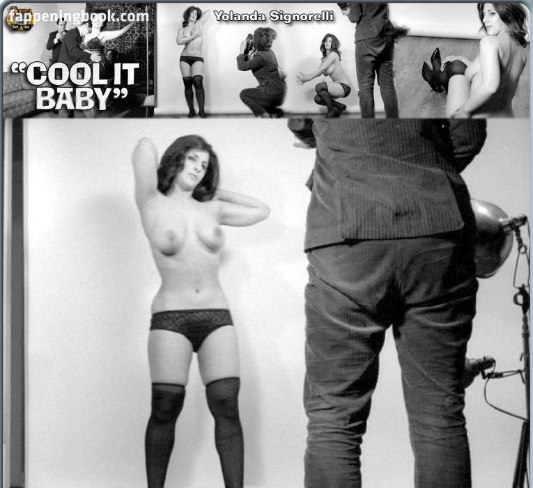 Nackt Yolanda Signorelli  Sort by