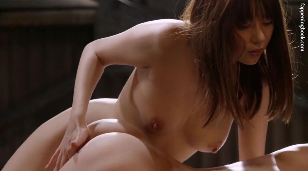Yuria Haga  nackt