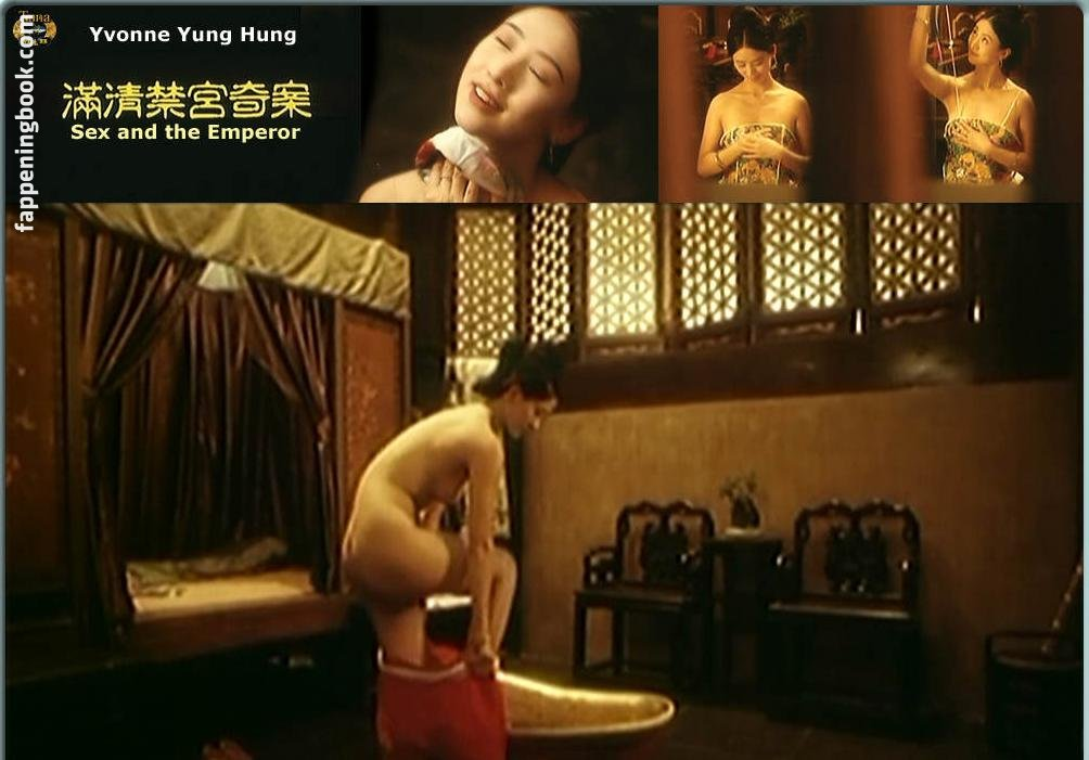 Yvonne Yung Hung Nude