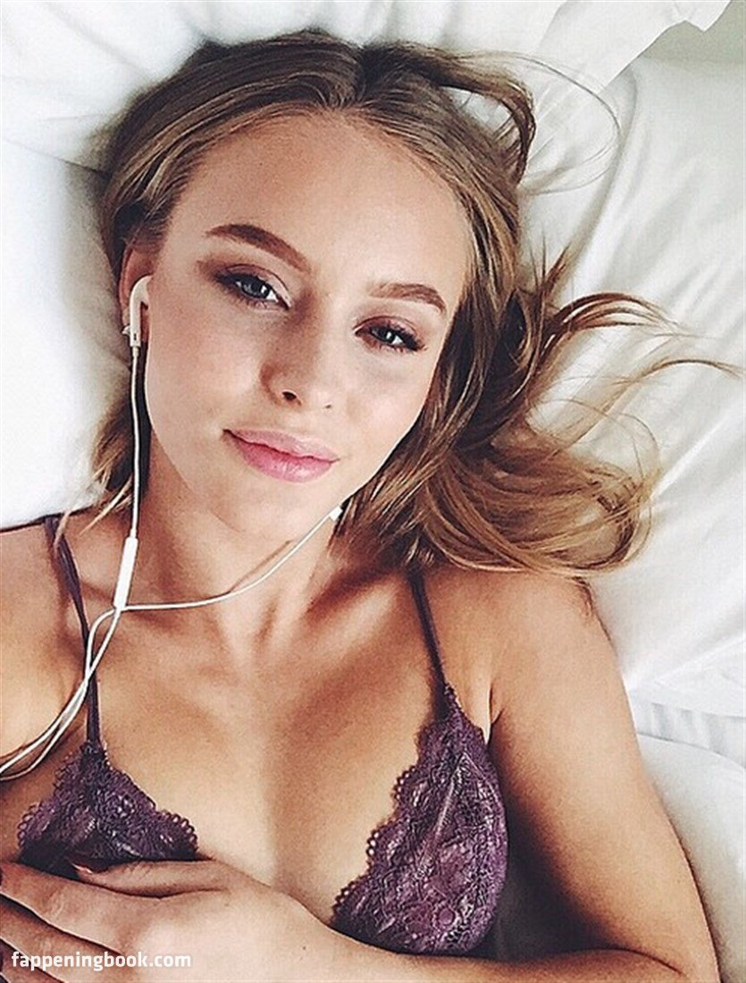 Zara Larsson Nude, Sexy, The Fappening, Uncensored - Photo