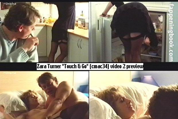Zara Turner  nackt